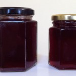 Jars of Damson Jelly