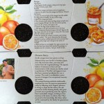 The box from a Seville orange marmalade kit