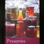 The cover of Pam Corbin's 'Preserves' handbook