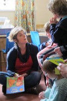 Storytelling with Kate Johns of Barefoot Books