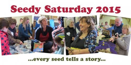 Seedy Saturday 2015