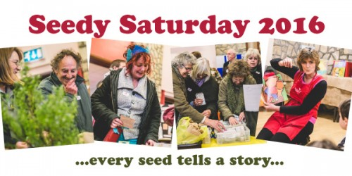 Seedy Saturday 2016